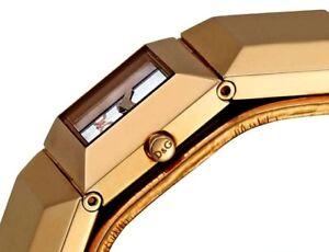 D-amp-G-Damen-Armbanduhr-DW0271-Dance-Dolce-amp-Gabbana-Uhr-Rosa-Gold-Geschenkbox