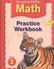 Houghton Mifflin Math: Practice Book Grade 2 by Houghton Mifflin (Paperback / softback, 2008)