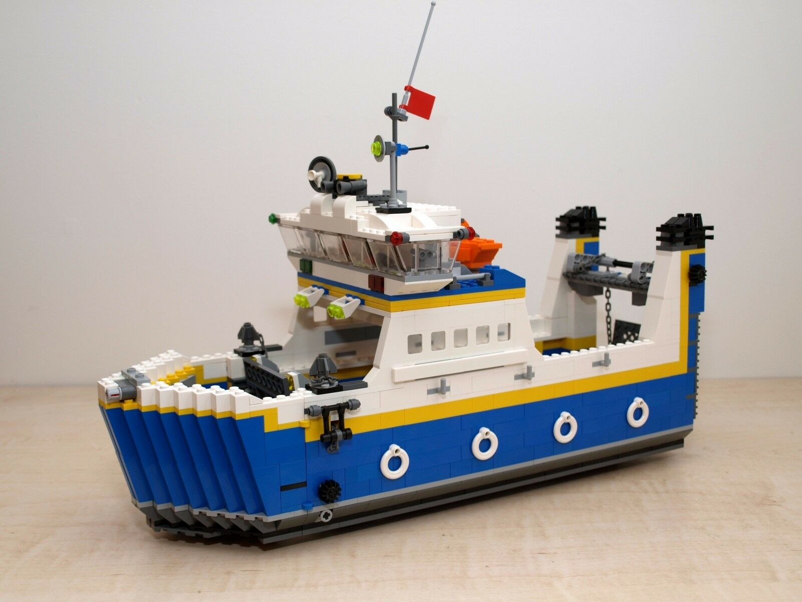 Lego Creator Transport Ferry Set 4997 – Good Condition - Boxed