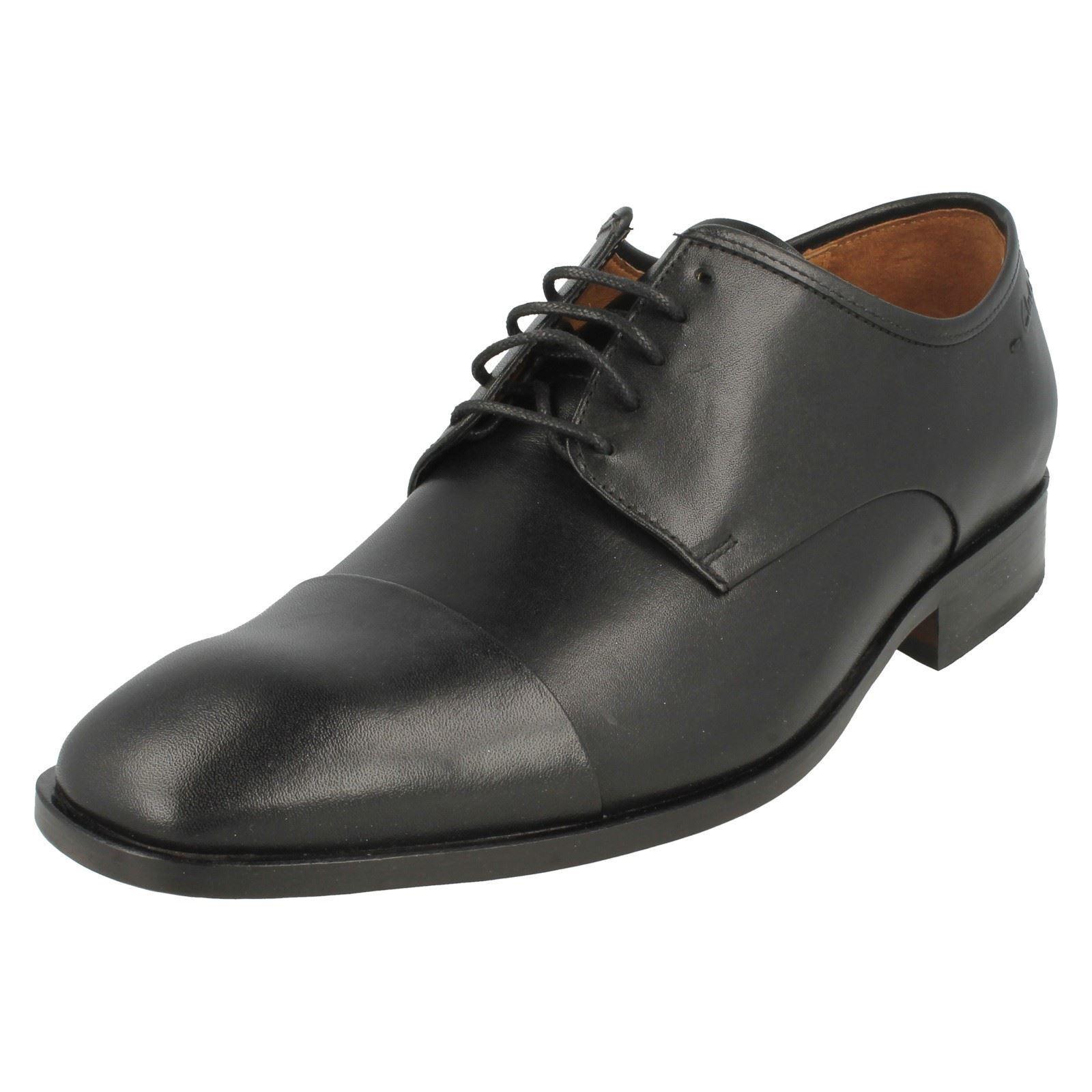 Clarks Zapatos para Hombre con Cordones Formal Dexie Cap