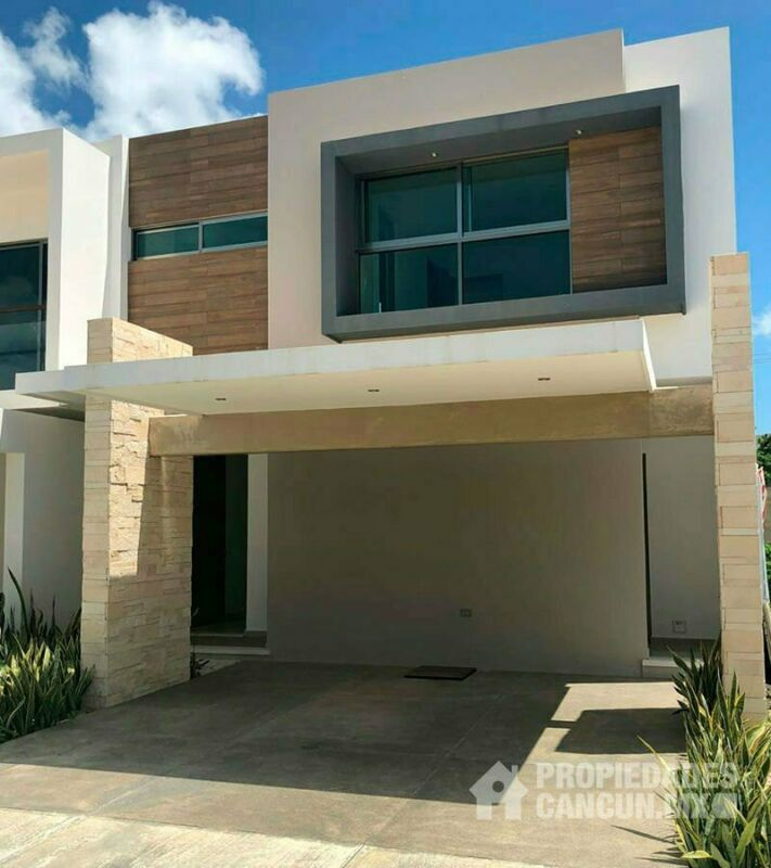 Casa en venta Residencial Aqua, Cancun - CHIPOSUB