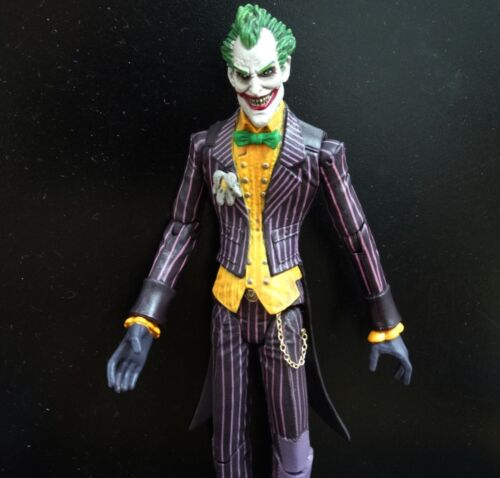 The Joker  ACTION FIGURE #hgf6 DC Direct Batman Arkham Asylum