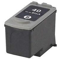 CARTUCCIA CANON PG40 PIXMA MP 210 PG 40 MP 140 IP 1600 IP 2600 PG-40 COMPATIBILE