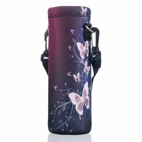 AUPET Water Bottle Carrier,Insulated Neoprene Water bottle Holder Bag Case