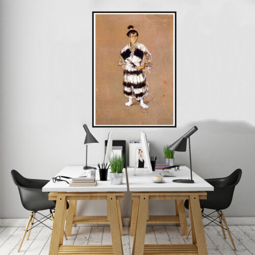 Ancient Japanese Shogunate Canvas Print Poster Bedroom Wall Picture Home Decor