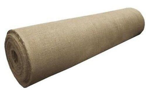 "30 Feet - Premium Jute 10 Yards Burlap Roll 10oz 40/"" Wide"
