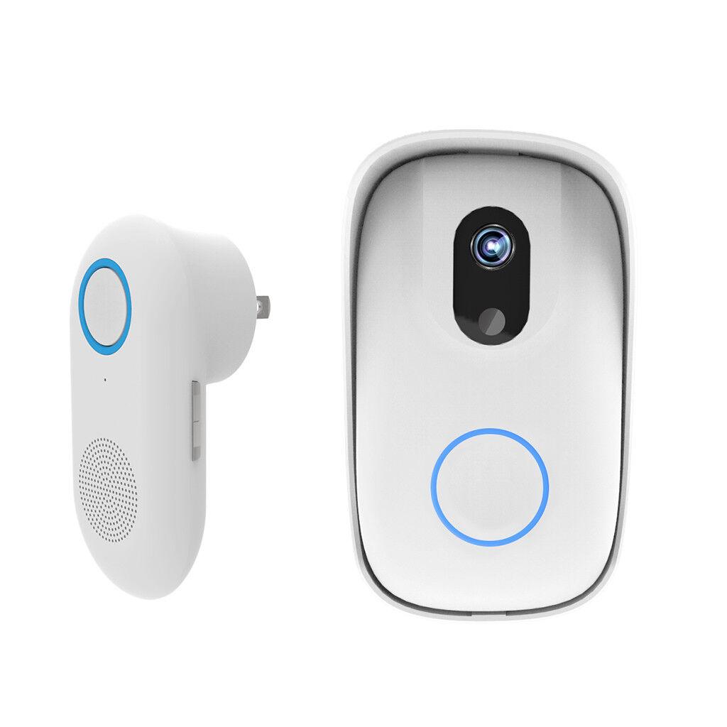 Ring Video Doorbell 2MP Sanpshot Camera Extra Long Endurance Safety Bell Kit