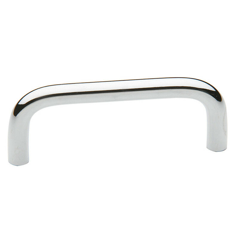 Baldwin 4672.260.BIN 3-Inch Wire Cabinet Pull, polished Chrome QTY 30