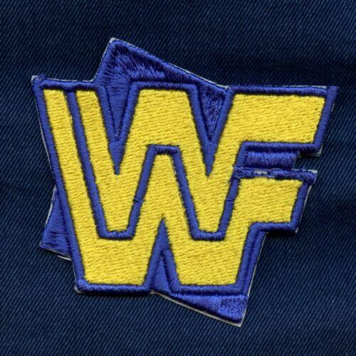 WWF 90s New Generation • Iron On Patch • Bret Hart Shawn Michaels Undertaker WWE