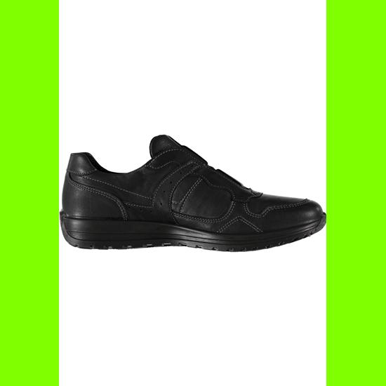 shoes greyPORT LIGHT STEP 42416 black-44