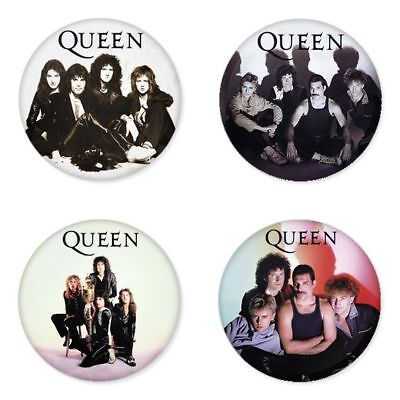 Pin 4 Blech Button Freigabepreis Fredy Queen Abzeichen