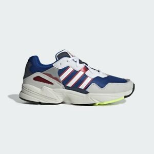 Adidas-Originals-Yung-96-White-Navy-Men-Lifestyle-Sneakers-New-gym-Shoes-DB3564