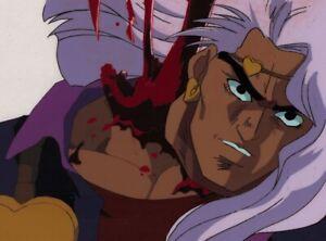 Jojo-039-s-Bizarre-Adventure-Anime-Cel-Animation-Art-Vanilla-Ice-Hirohiko-Araki-1993