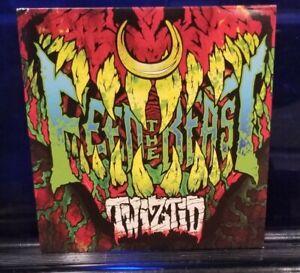 Twiztid - Feed The Beast CD insane clown posse tour VIP single dark lotus mne