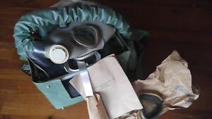 NEW-IP4-IP-4m-4-RUSSIAN-GAS-MASK-RE-BREATHER-RARE-without-cartridge