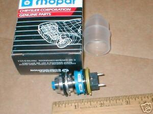 NOS Mopar fuel injector 1987 1988 2.5L Daytona # 4418614