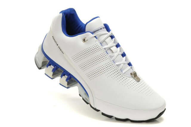 Adidas Porsche Design Leather P5000 Running Shoes White