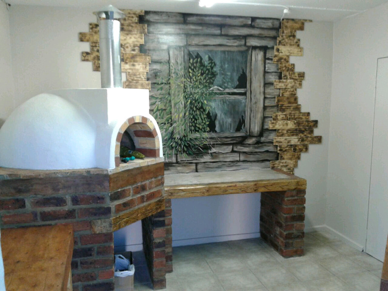 Diy pizza ovens
