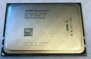 Amd Opteron 6276 2.30ghz 16-core Socket G34 Os 6276 Wktgggu Cpu-afficher Le Titre D'origine