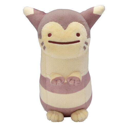 Pokemon Center Original Plush Doll Ditto Furret OFFICIA L JP