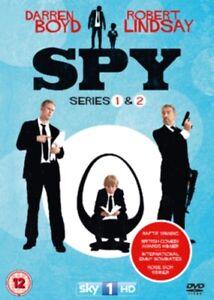 Nuovo-Spia-Serie-1-A-2-Collezione-Completa-DVD