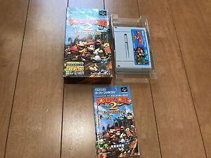 Super-Donkey-Kong-2-Japan-Super-Famicom-SNES-BOX-and-Manual-061