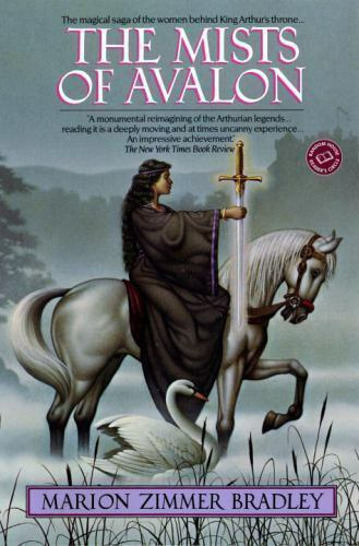 Readers Circle: The Mists of Avalon by Marion Zimmer Bradley (1987,...