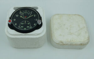 NEW!! AChS-1 Russian Soviet USSR Military AirForce Aircraft Cockpit Clock #40504