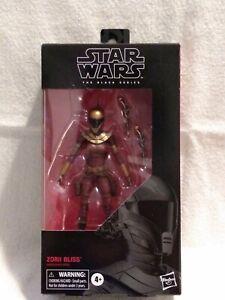 Star-Wars-Black-Series-6-034-ROS-Zorii-Bliss-Hasbro-IN-STOCK