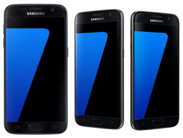 e2973f11e Samsung Galaxy S7 32gb Factory Unlocked GSM LTE Smartphone Black for ...