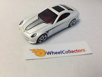 Ferrari 612 Scaglietti White Loose Hot Wheels G116