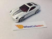 Ferrari 612 Scaglietti White Loose Hot Wheels G116