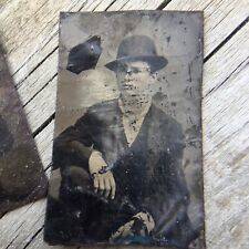 Billy The Kid Tintype Wm Henry McCarty Age 15 - Old West American Treasure