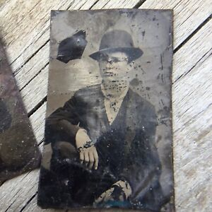 Billy The Kid Tintype Wm Henry McCarty Age 15 - Old West American Treasure
