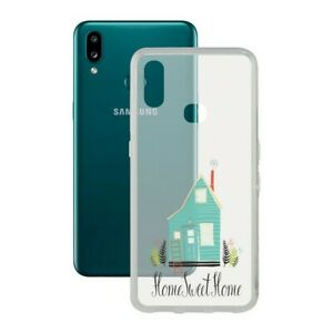Protection-pour-telephone-portable-Samsung-Galaxy-A10s-Contact-Flex-Home-TPU