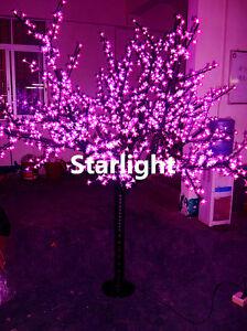 image is loading 6 5ft outdoor led christmas light cherry blossom