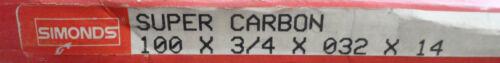 """SIMONDS BANDSAW BLADE 100/' x 3//4/"""" x 0.032/'  3455-00-516-5805"""