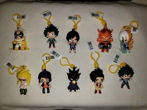 All Might My Hero Academia Anime Mini Figure Keychain Bag Clip Custom Made