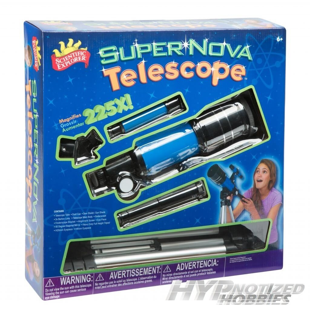 Scientific Explorer Super Nova Telescopio 0sa06tl