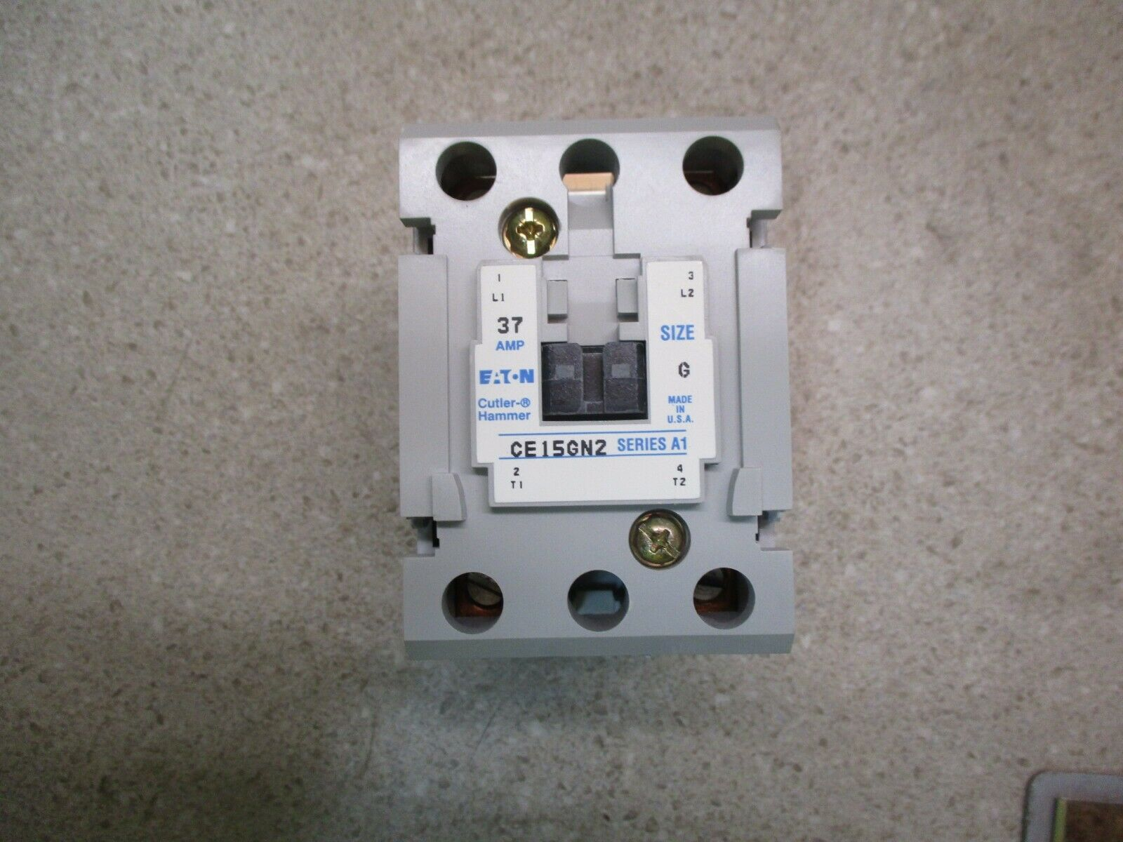 Cutler-Hammer Contactor 37 Amp CE15GN3AB