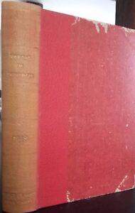 Journal Cirugía Lenormant-Leriche-Mondor Demuestra 1948 Masson París ABE