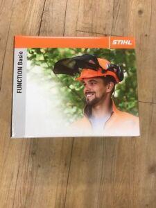Original STIHL Helmset Function Basic Forsthelm Schutzhelm Neu