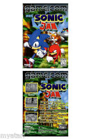 Sonic Jam (game.com, 1998) Sealed Game.com/tiger