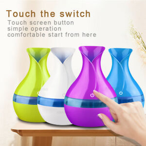 USB-electric-Aroma-Essential-Oil-Diffuser-Ultrasonic-Air-Humidifier-Wood-in-Home