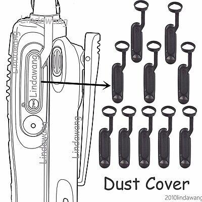 Dust Side Cover for Motorola GP340 HT750 HT1250 PRO5150 PRO7150 RADIO