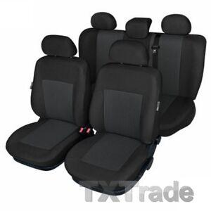 Universal Autositzbezüge für Hyundai Tucson Grau Sitzbezug Autositz Schonbezüge