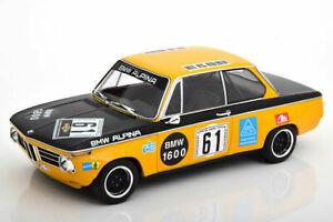 BMW 1602 Alpina N. Lauda / R. Herzog Nürburgring 1970 - 1:18