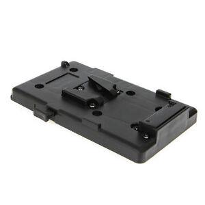 Battery-Back-Pack-Plate-Adapter-for-Sony-V-shoe-V-Mount-V-Lock-Battery-External