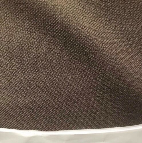 Per Metre Fawn Polyester Twill Dressmaking Suit Dress Uniform Fabric Material