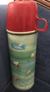 Rare-Vintage-Trout-Flies-Thermos-Shows-Fishing-Flies-Great-Gift-Collectible